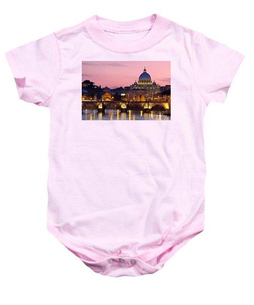 Vatican Twilight Baby Onesie