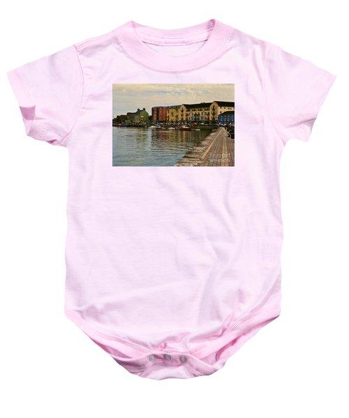 Waterford Waterfront Baby Onesie