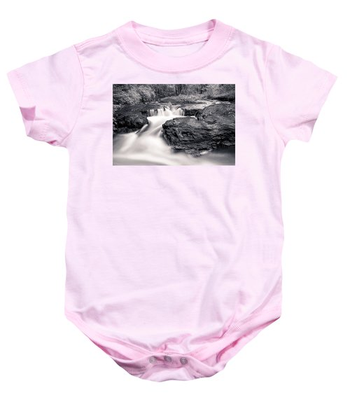 Wilderness River Baby Onesie