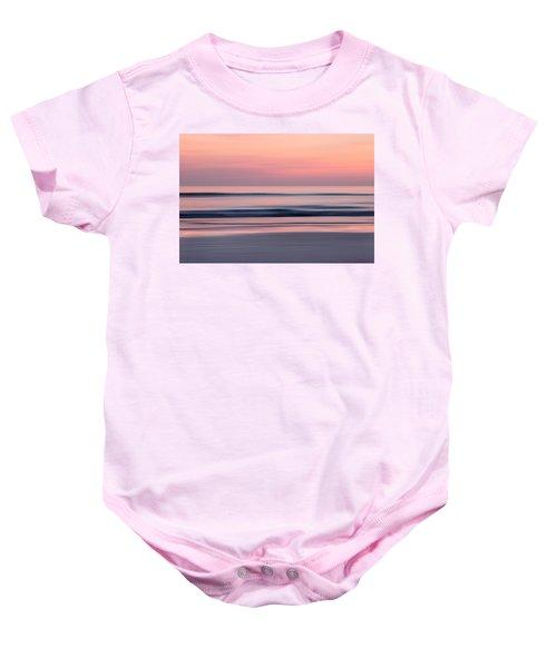 Predawn Surf I Baby Onesie