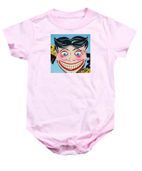 Tillie The Clown Of Coney Island Baby Onesie