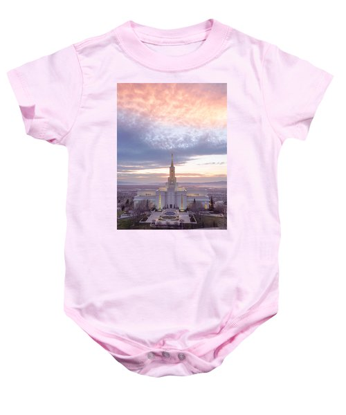 Bountiful  Baby Onesie