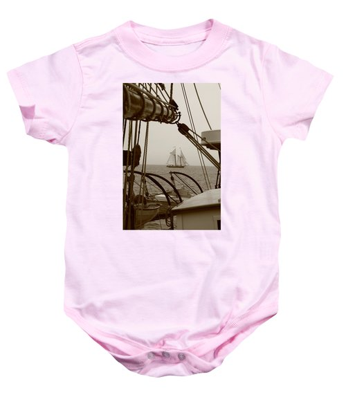 Lewis R French Baby Onesie