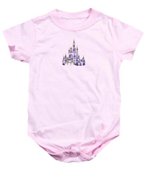 Magic Kingdom Baby Onesie