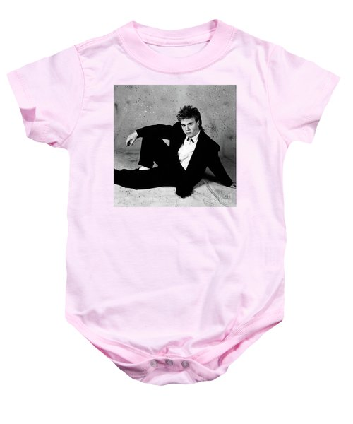 Gary Barlow - 30th Anniversary Photographs Baby Onesie