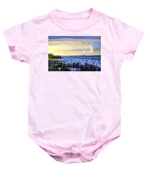A Taste Of Heaven Baby Onesie