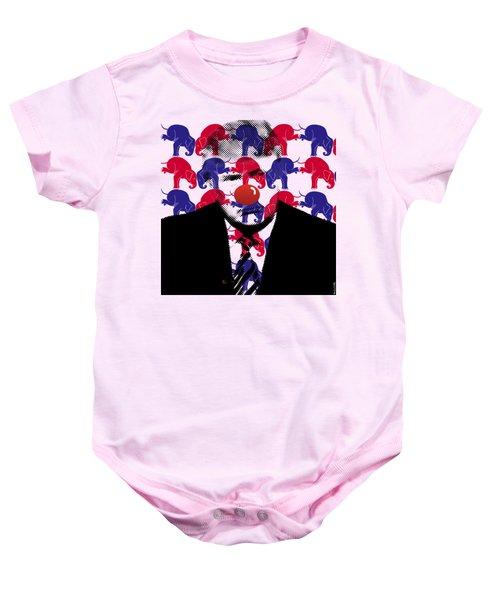 A Triumphant Clown Variant #66 Baby Onesie