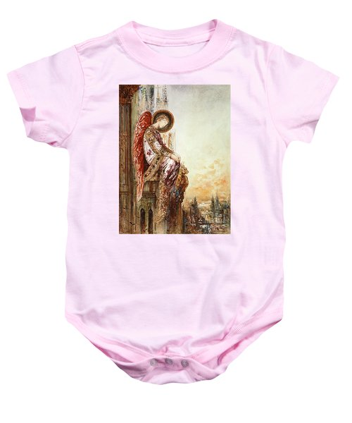 Angel Traveller Baby Onesie