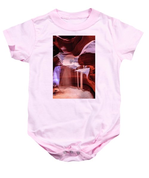 Art From Antelope Canyon Baby Onesie