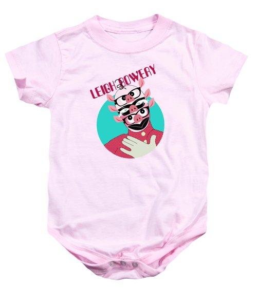 Leigh Bowery Baby Onesie