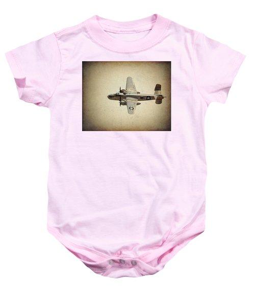B-25j    Miss Mitchell Baby Onesie