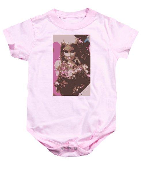 Barbie Sparkle Baby Onesie