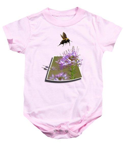 Bee Free Baby Onesie