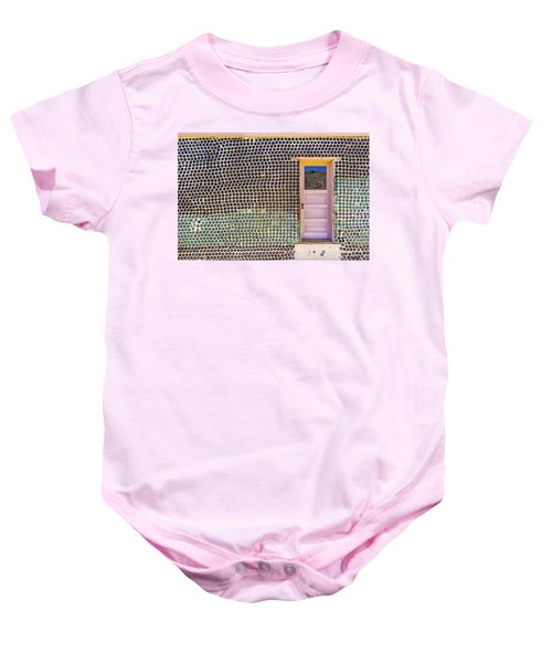 Bottle House Baby Onesie