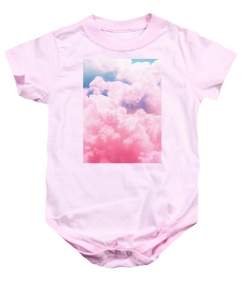 Candy Sky Baby Onesie