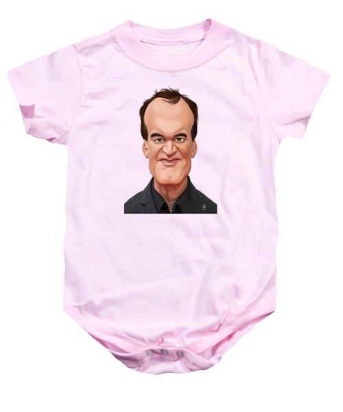 Celebrity Sunday - Quentin Tarantino Baby Onesie