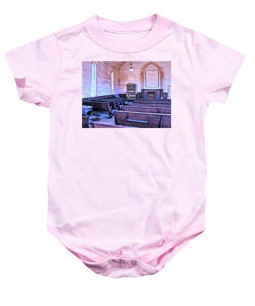 Congregation Baby Onesie