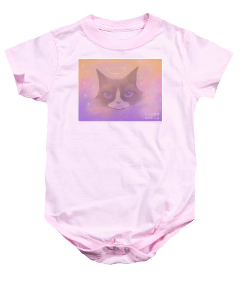 Cosmic Cat Baby Onesie