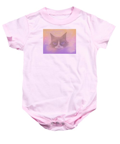 Cosmic Cat Baby Onesie