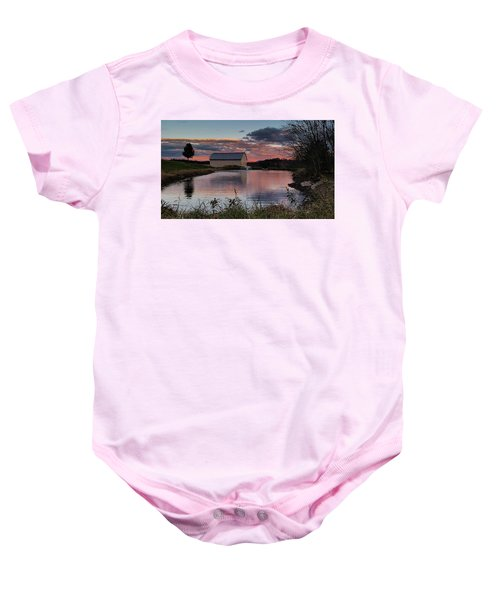 Country Living Sunset Baby Onesie
