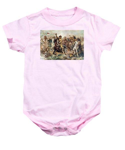 Cuba: Rough Riders, 1898 Baby Onesie