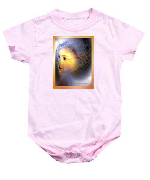 Delicate  Woman Baby Onesie