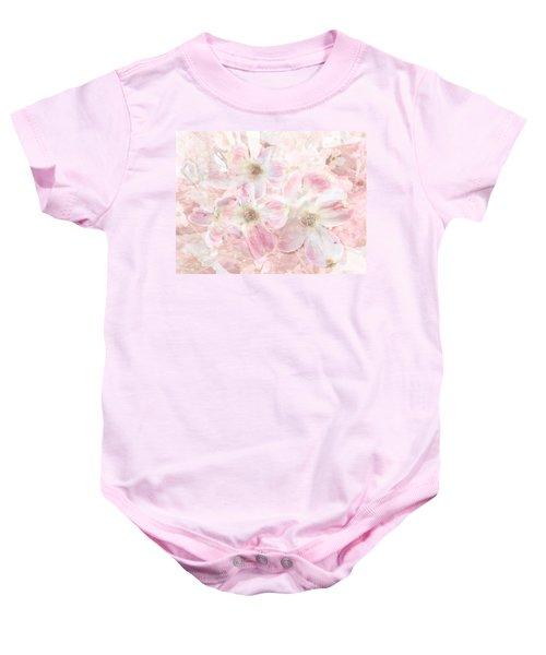 Dreaming Pink Baby Onesie