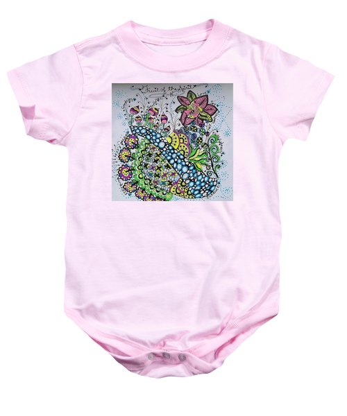 Fruit Of The Spirit Baby Onesie