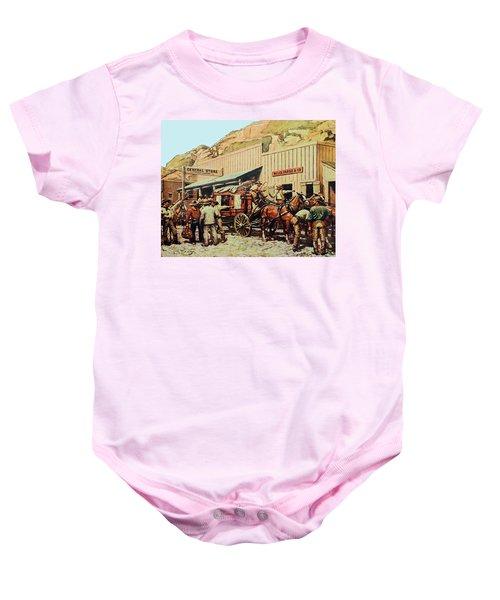 General Store Baby Onesie