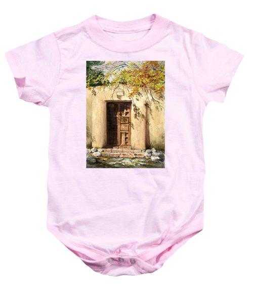 Hacienda Gate Baby Onesie
