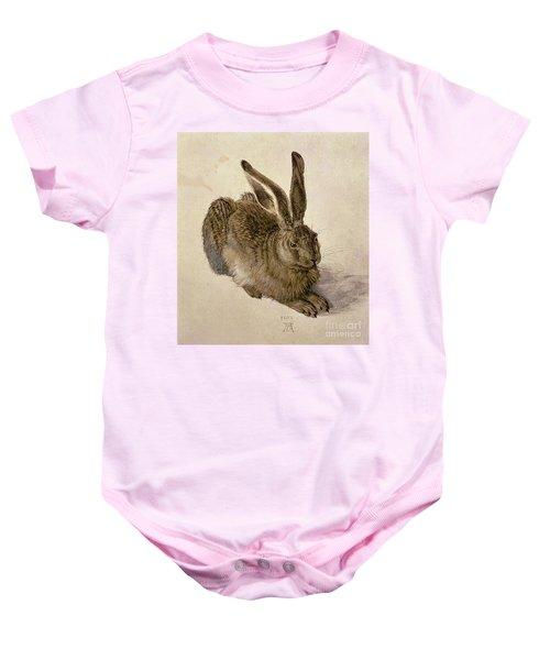 Hare Baby Onesie