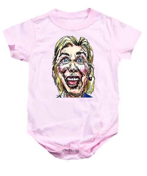 Hillary Baby Onesie