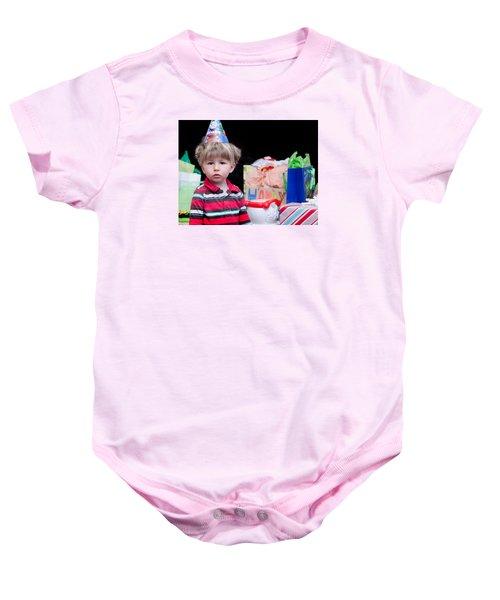 Joseph 3  Baby Onesie