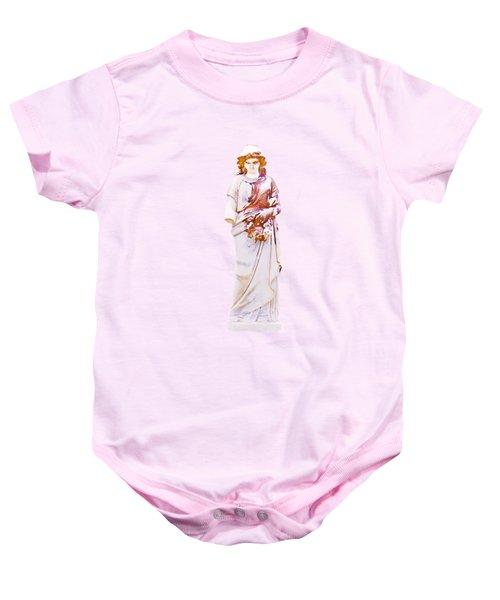 Key West Angel #1 Baby Onesie