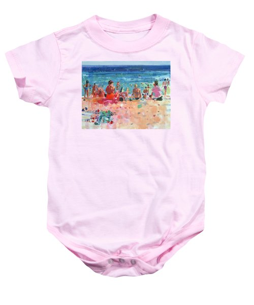 Lazy Sunny Afternoon Baby Onesie