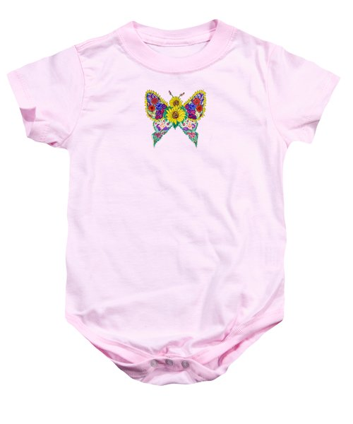 May Butterfly Baby Onesie