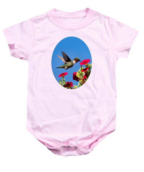 Moments Of Joy Baby Onesie by Christina Rollo