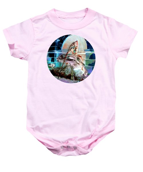 Neptune Nymph 3 Baby Onesie