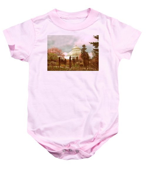 New York Botanical Garden Baby Onesie