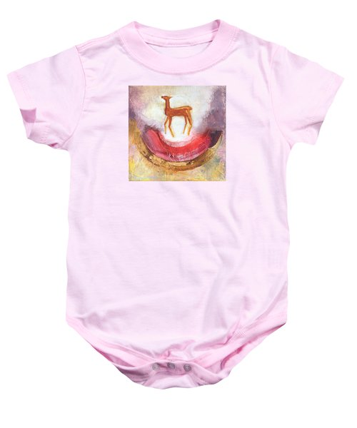 Noble Deer Baby Onesie