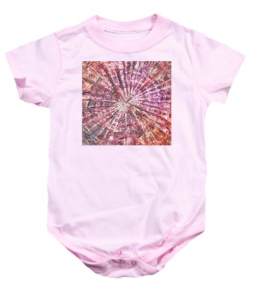 8-offspring While I Was On The Path To Perfection 8 Baby Onesie