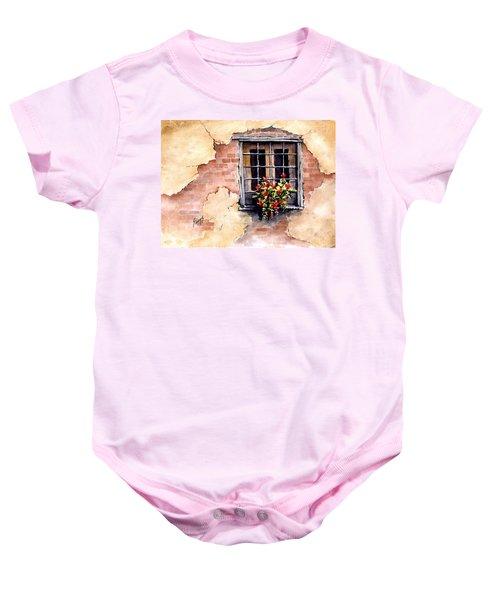 Pampa Window Baby Onesie