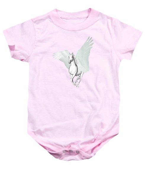 Pegasus   Baby Onesie