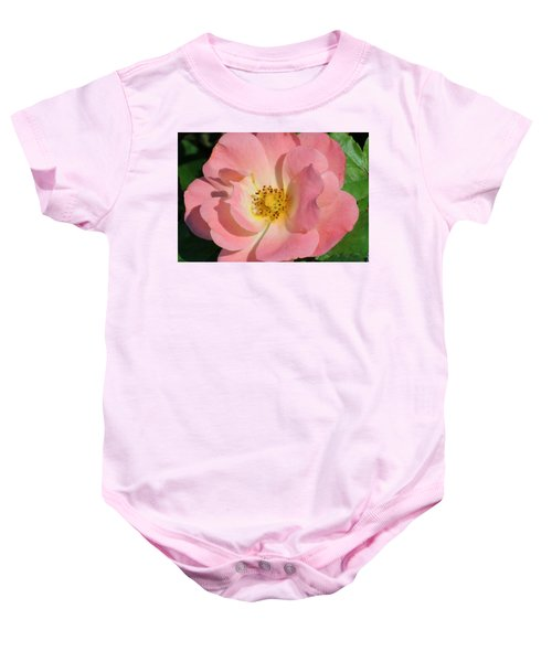 Perfectly Pink Baby Onesie