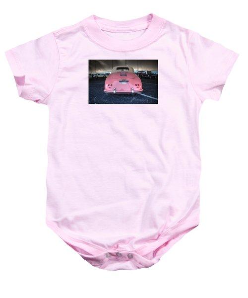 Pinky Baby Onesie