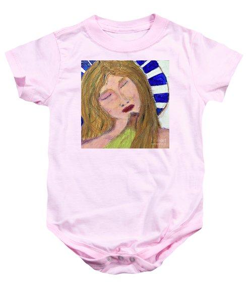 Queen Serene Baby Onesie