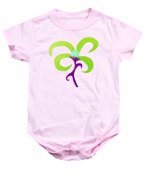 Quirky 4 Baby Onesie