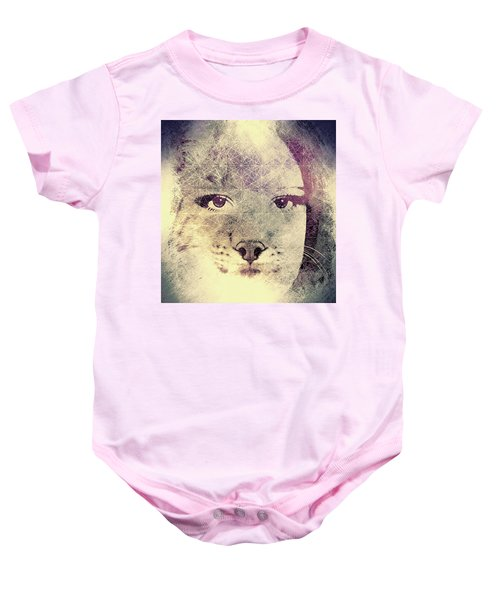 Resistance Of The Pussy Cat Baby Onesie