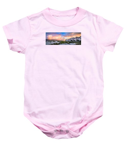 Rest And Relaxation Baby Onesie