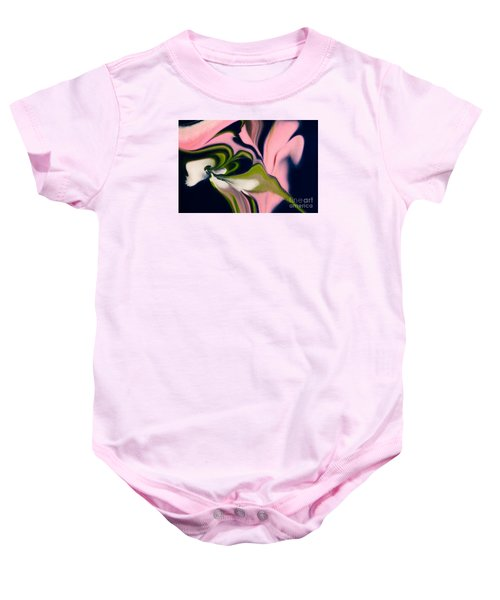 Rose With No Thorns Baby Onesie